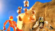 BIONICLE Battle Video 2-4 Golden Armor