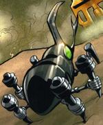 Comic-Scarabax