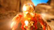 BIONICLE Battle Video 5 Golden Armor