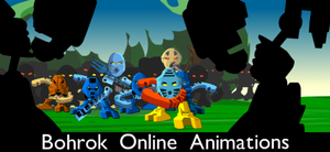 Bohrok Animations