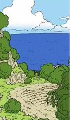 Wyspa Ōmoriego (2) (Vomic, odcinek 1)