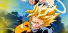 Goku SSJ2 kontra Majin Vegeta