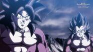 Son Goku; Xeno i Vegeta; Xeno (4) (SDBH, odc. 006)