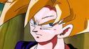 Gohan pod postacią SSJ - Cell Game