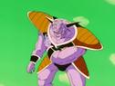 Goku w ciele Ginyu
