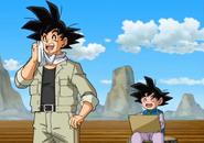 Son Goku i Goten