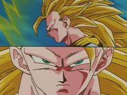 Goku SSJ Three (2) Profil i front