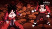 Son Goku; Xeno i Vegeta; Xeno (4) (SDBH, odc. 005)