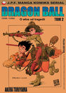 Dragon Ball Tom 2 okładka JPF,jpg