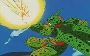 Cell z przyszłości Trunksa kontra Trunks z przyszłości (20)
