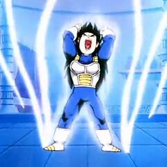 Gohan koncertuje energię