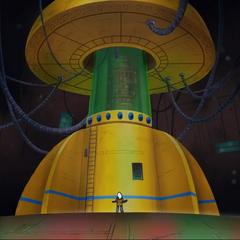 Hachchihyakku – postać maszyny (remake)