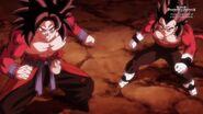 Son Goku; Xeno i Vegeta; Xeno (3) (SDBH, odc. 005)