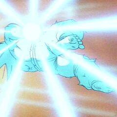 Gokū Kamehame-Ha na TB#23 w walce z Piccolo (2)