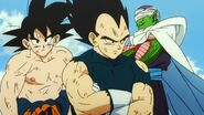 Vegeta i Son Goku (4) (DBS, film 001)