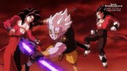 Fu kontra Goku;Xeno i Vegeta;Xena (5) (SDBH, odc. 006)