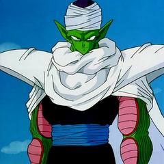 Piccolo przed asymilacją z Bogiem Ziemi