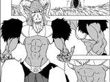 Dragon Ball Super, rozdział 046: Namek w upadku