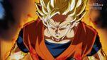 Goku traci kontrolę (3) (SDBH, odc. 002)