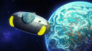 Statek kosmiczny (1) (DBS, film 001)