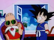 Goku i kamesenin