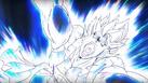 Gogeta Blue eksplozja energii