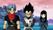 Vegeta, Trunks i Mai (1) (SDBH, odc. 007)