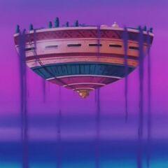 Aquamist ulatnia się z Boskiego Pałacu