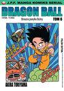 Dragon Ball Tom 6 okładka JPF