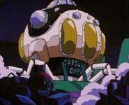 Statek kosmiczny (DBGT, odc. 004)