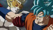 Son Goku kontra Hearts (SDBH, odc. 013)