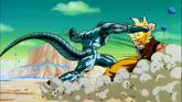Goku vs metal cooler