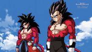 Son Goku; Xeno (2) (SDBH, odc. 005)