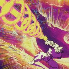 Piccolo atakuje <a href=