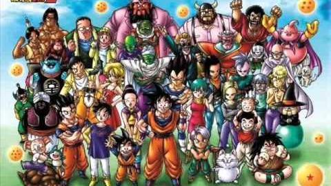 Dragon Ball Z Japanese Full Opening - Cha-La Head Cha-La with lyrics