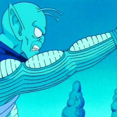 Poprzedni bóg odrzuca Piccolo z powodu tkwiącego weń zła (2)