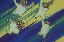 Medamaćcie Juniory atakują (1) (DBZ, film 4)