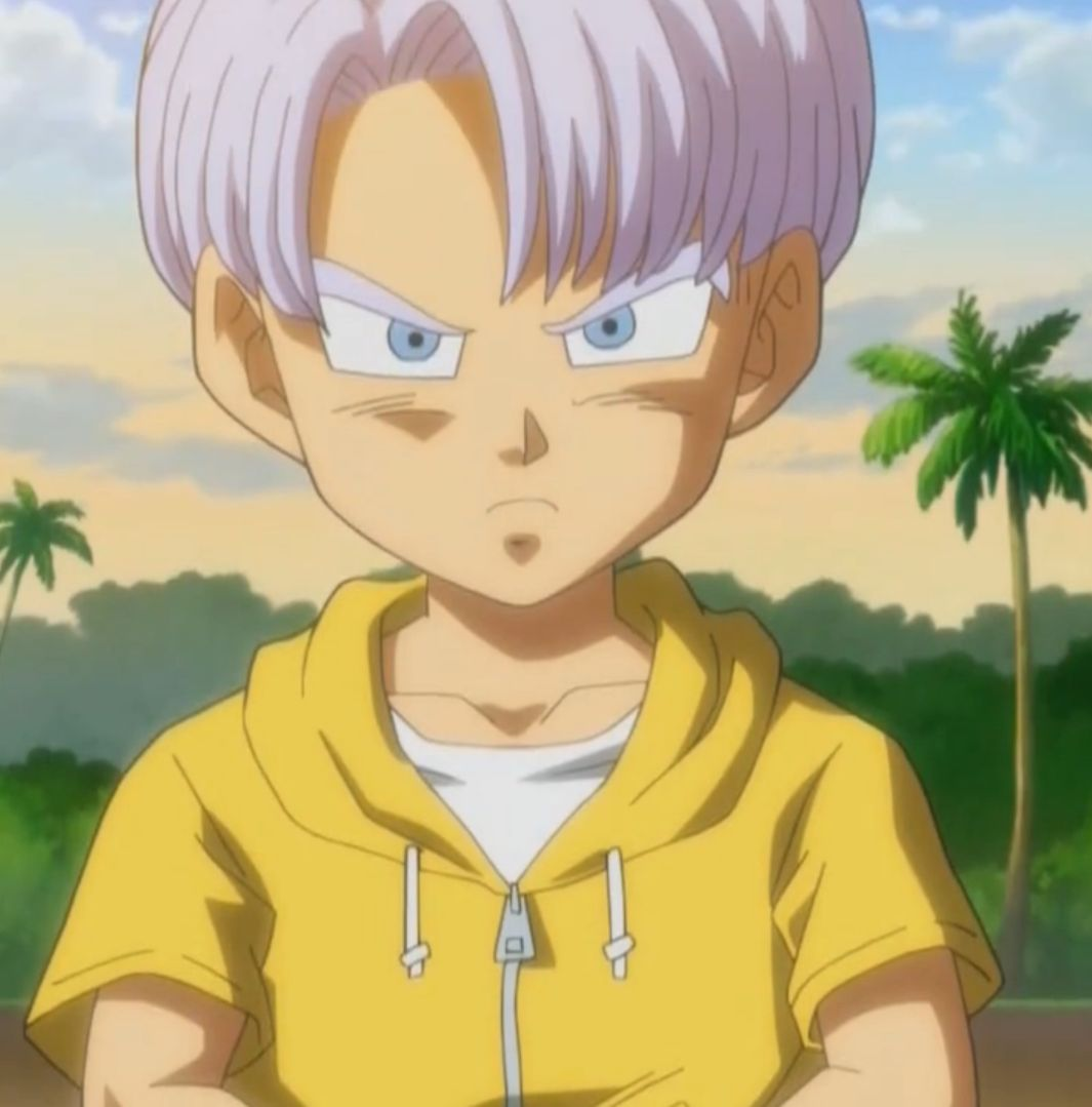 Trunks (DBS, odc. 059)