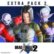 Dragon Ball Xenoverse 2, Extra Pack 2 (logo)
