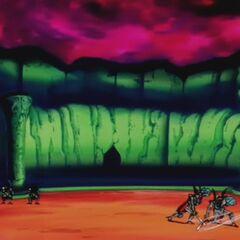 Arena walk w Pałacu Króla Moaia (3)