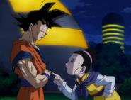 Chichi i Goku