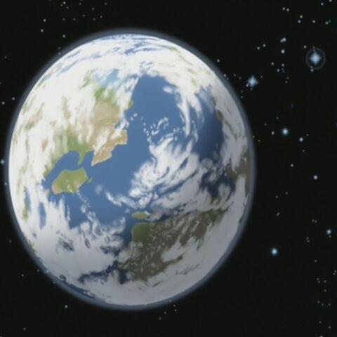 Ziemia w OVA z 2008 roku