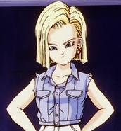 Android N°18 (Great Saiyaman Saga)