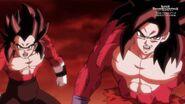 Son Goku; Xeno i Vegeta; Xeno (1) (SDBH, odc. 006)