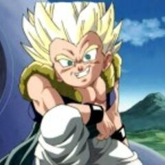 Gotenks Super Saiyanin
