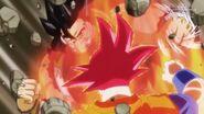 Son Goku kontra Cumber (3) (SDBH, odc. 005)