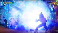 Vegeta Jump Force Energy Blast Volley