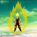 Super Saiyanin Goku - Namek