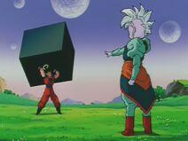 Wschodni Kaioshin (12) Stworzył Katchinko dla Goku