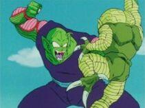 Saibaiman kontra Piccolo